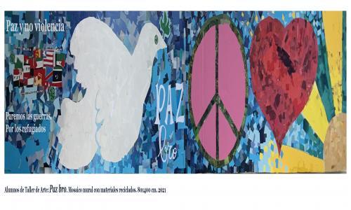 Día Escolar de la No Violencia y la Paz: Paz bro